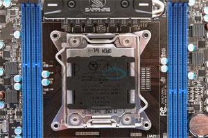 Sapphire Pure Black CI7X79N: socket LGA 2011 e chipset X79