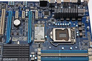 Gigabyte Z68XP-UD3-iSSD