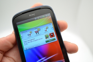 HTC Explorer, entry level Android in esclusiva Vodafone