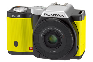 Pentax K-01: la mirrorless fuori dal coro