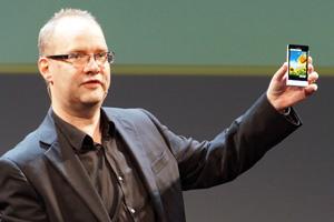 Sony: nuovi smartphone Xperia P e Xperia S