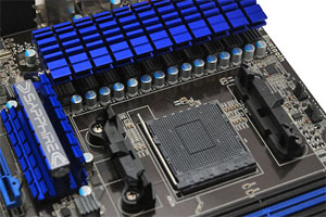 Sapphire Pure Black 990FX: il bios