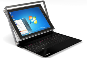 Novero Solana, notebook-tablet ibrido