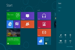 Microsoft Windows 8 Consumer Preview - interfaccia e app