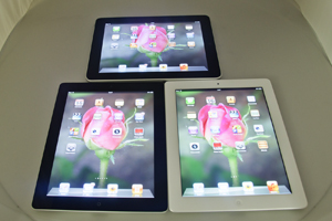 Nuovo iPad - Gallery n. 1: chassis e differenze