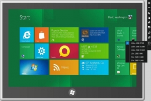 Windows 8 - scaling per GUI e Metro app