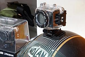 EyeCam: una nuova sfida a GoPro