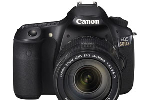 Canon EOS 60Da per astrofotografia