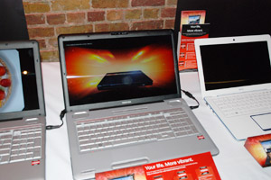 AMD Vision, i primi notebook