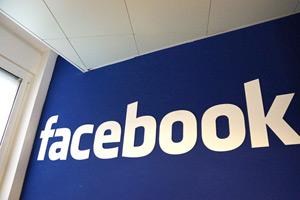 Nella sede di Facebook Italia