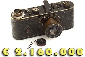 Ecco la Leica più costosa al mondo: più di 2 milioni di euro