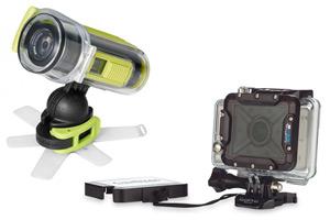 GoPro e Contour Roam scendono a -60m di profondità
