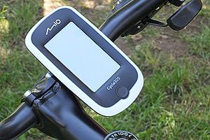 Mio Cyclo: il navigatore sale in bici