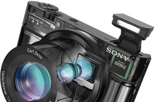 Sony Cyber-shot RX100: sensore più grande