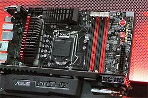 Schede madri Asus al Computex 2012
