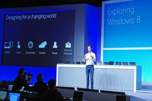 Microsoft: Exploring Windows 8 - Amsterdam