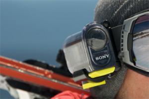 Action Cam: anche Sony prepara la sua