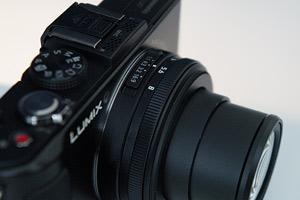 Panasonic Lumix LX7: compatta luminosa