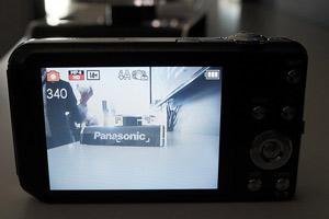 Panasonic Lumix SZ5: con connettività Wi-Fi