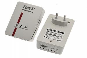 Fritz!Powerline 500E - la rete di casa corre nei fili elettrici