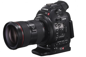 Canon EOS C100: cinepresa digitale cinematografica 'entry-level'