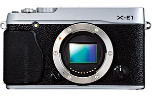 Fujifilm X-E1: la sorella minore della mirrorless X-Pro1