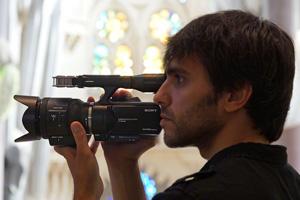 Sony NEX-VG900E: videocamera full frame