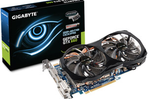 Gigabyte GeForce GTX 660 OC
