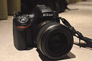 Nikon D600: ecco la nuova full frame dal vivo