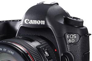 EOS 6D, full-frame abbordabile anche per Canon