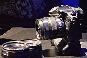 Panasonic Lumix GH3: eccola dal vivo a Photokina 2012