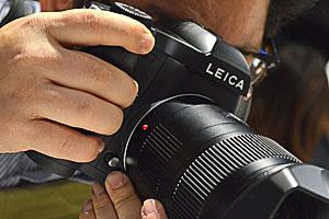 Nuova Leica S dal vivo a Photokina 2012