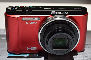 Casio EXILIM High Speed EX-ZR1000: la prima con il RAW
