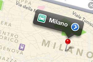 iOS 6, le nuove mappe