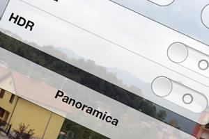 iOS 6, fotocamera e panorama