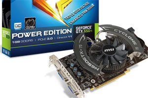 NVIDIA GeForce GTX 650Ti