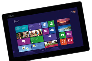 Prodotti Asus con Windows 8