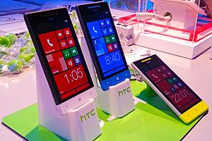 Nuovi Windows Phone 8: dal vivo tutti i nuovi terminali