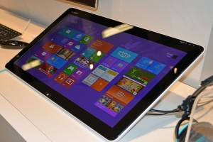 Sony VAIO Tap 20 con Windows 8