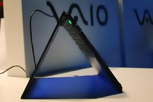Sony Vaio X, ultraportatile di lusso