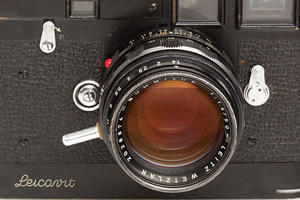 Leica M3D di David Douglas Duncan: all'asta per €1.680.000