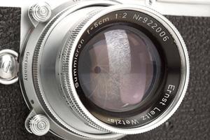 Leica M3 di Willi Stein, ingegnere capo Leitz: €900.000