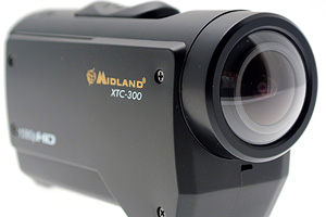 Midland XTC-300: dalle radio alle action cam