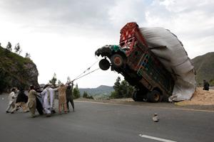 Le più belle foto del 2012 secondo Reuters