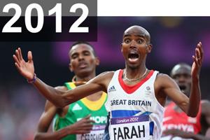 Getty Images: il 2012 in immagini
