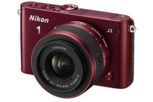 Nikon 1 J3: ora a 14,2 megapixel