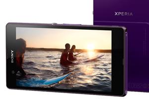 Sony Xperia Z, il nuovo top di gamma