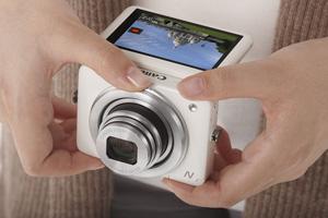 Canon PowerShot N: piccola e connessa