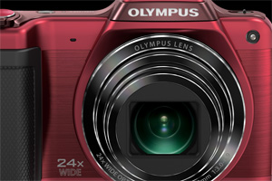 Olympus: compatte da viaggio con zoom 24x