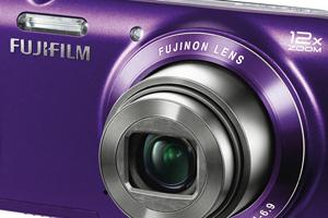 Fujifilm FinePix T550 e T500: compatte dallo zoom 12x